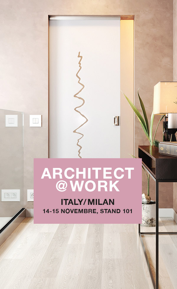 Architect @ work - 14-15 Novembre Italy/Milan